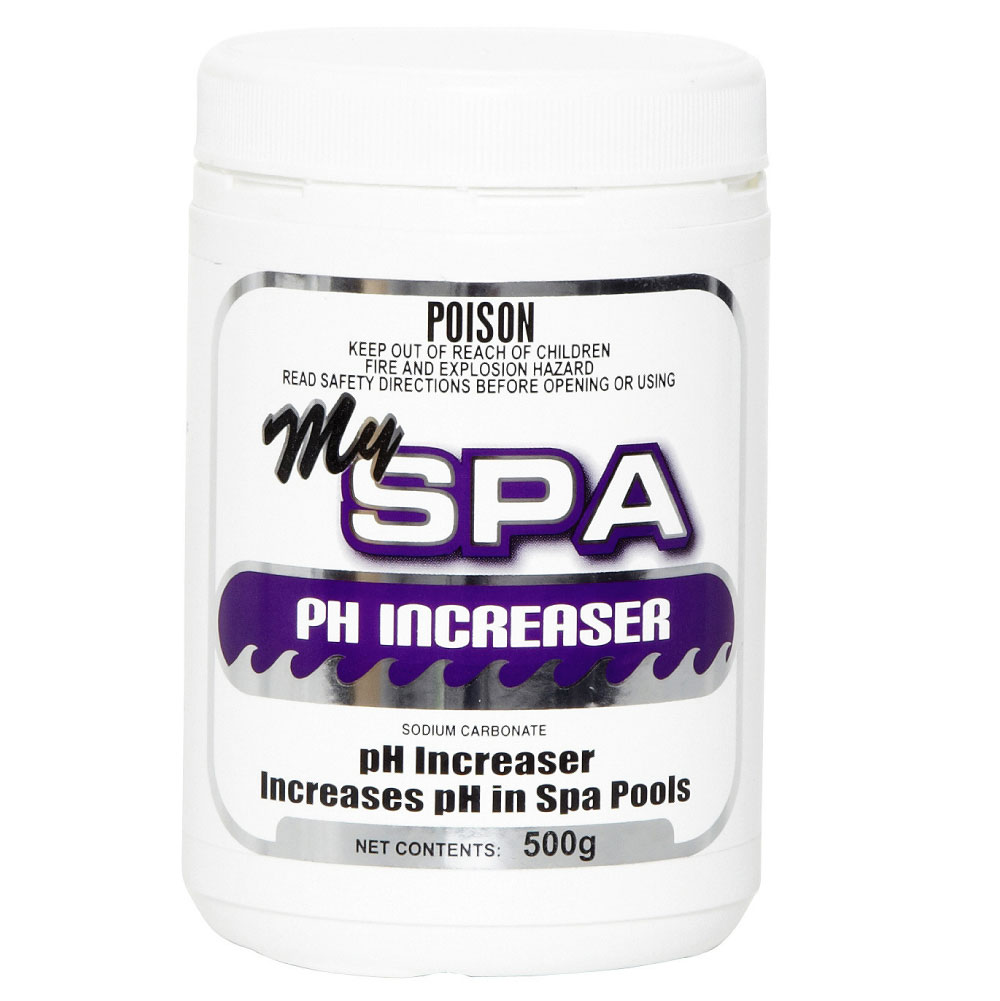 My Spa pH Increaser - Hydrocare Pools